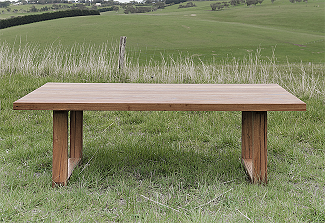 Recycled Timber Dining TablesIndustrial Dining Tables