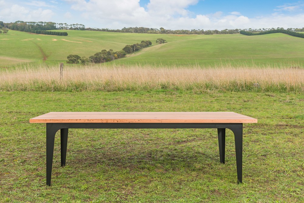 Recycled Timber Dining Tables Industrial Dining Tables