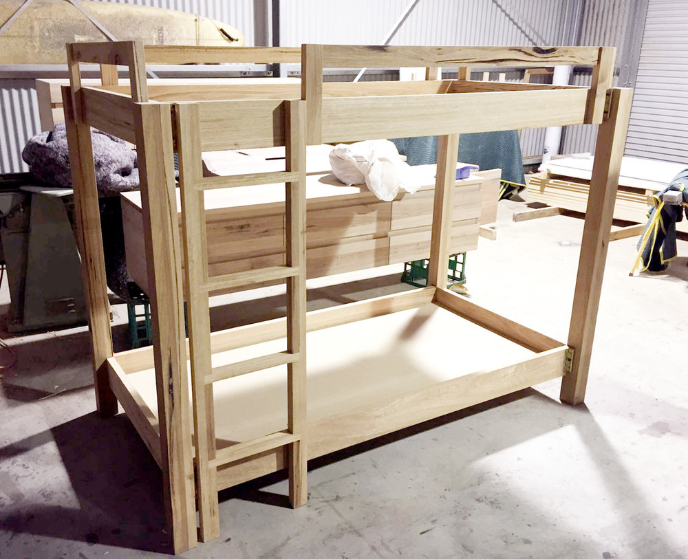 timber bunk beds on sale