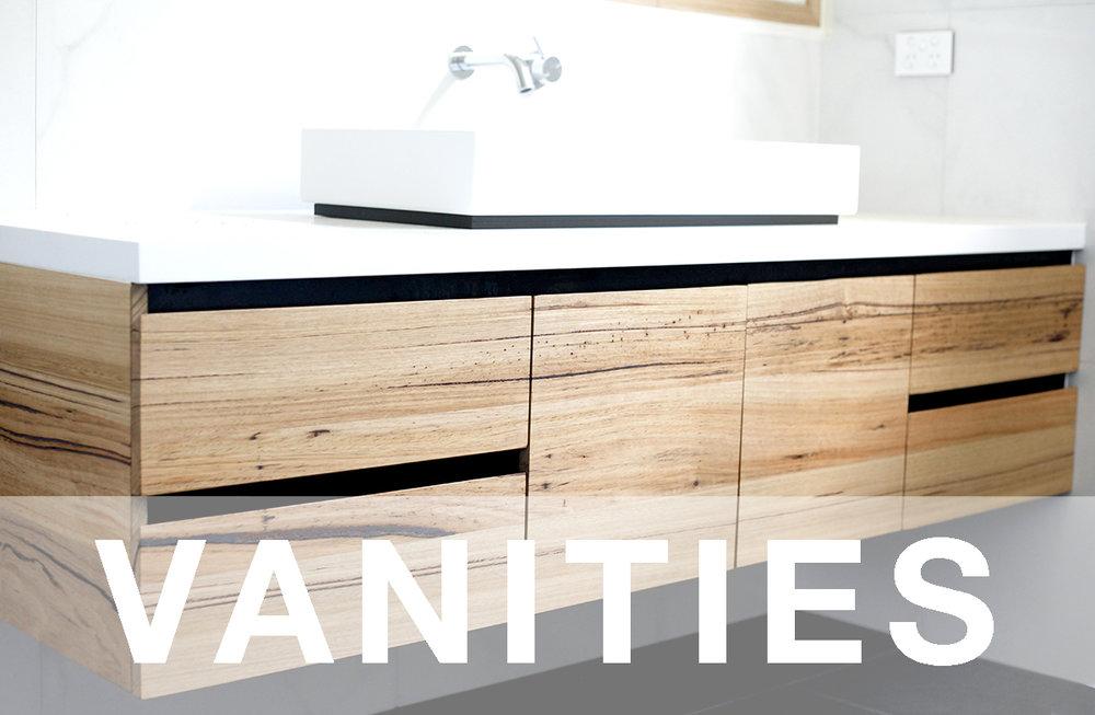 Timber Vanities