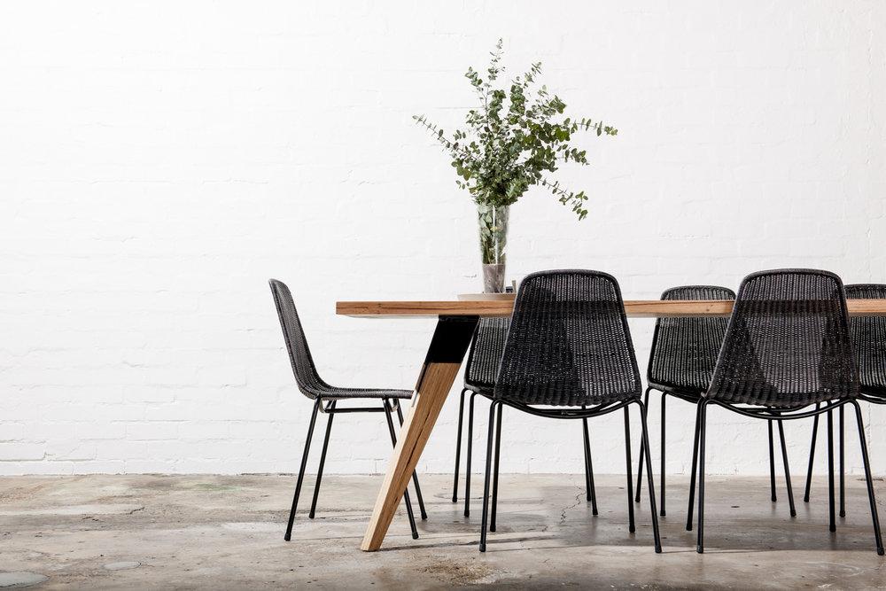 Australian designer dining table