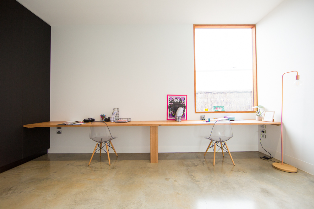 custom made desk