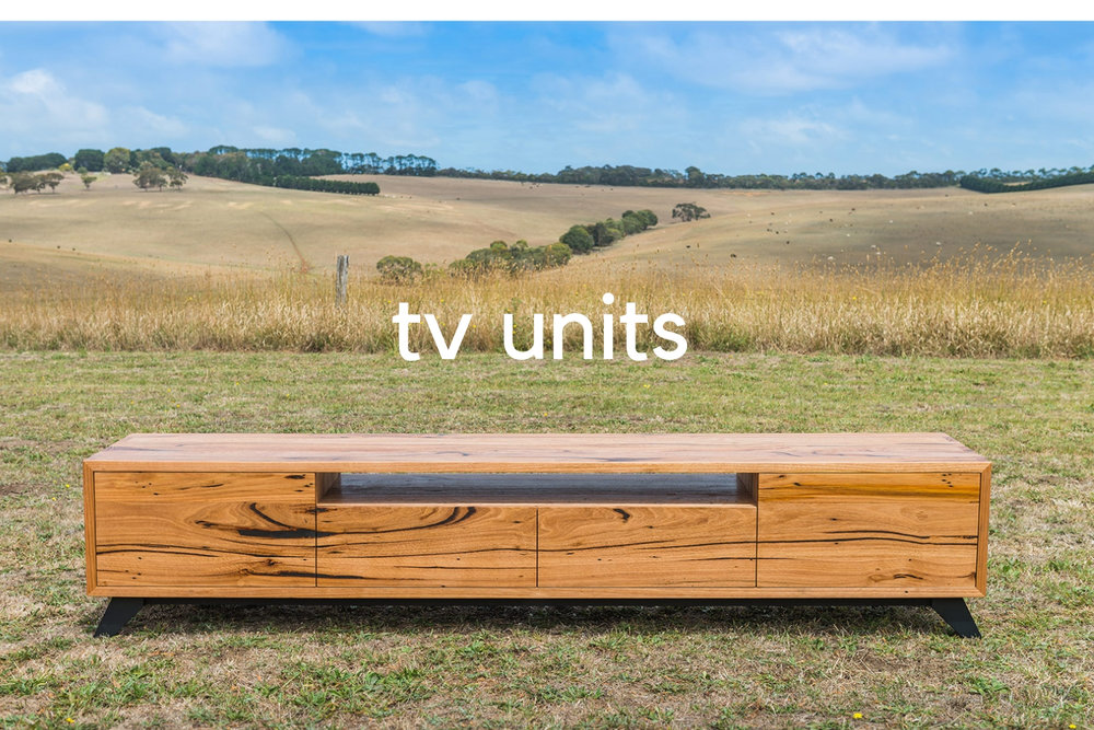 custom made TV units Melbourne