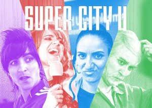 Super City for Super Fumes www.tv3.co.nz/SuperCity