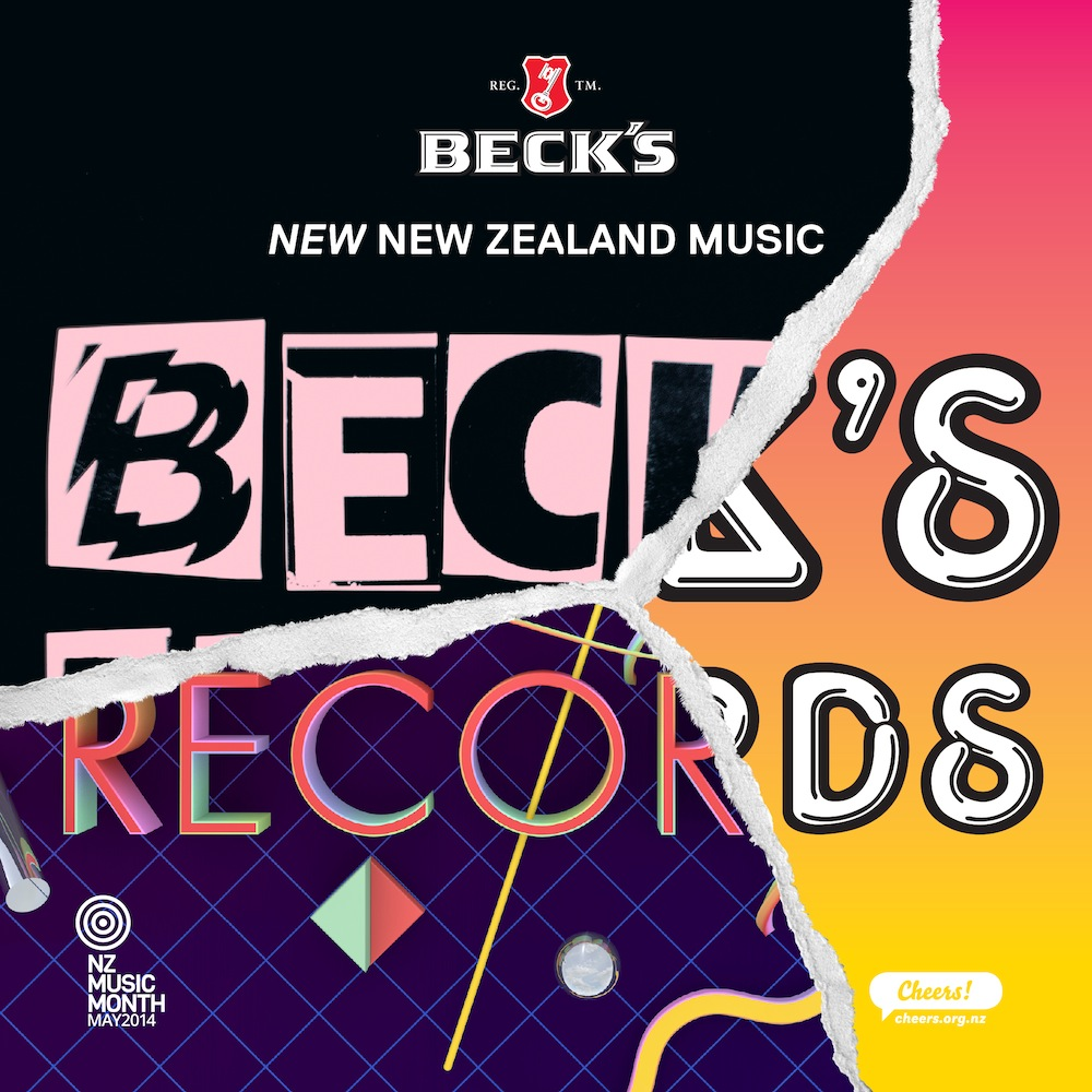 Beck's  New  New Zealand Music Compilation