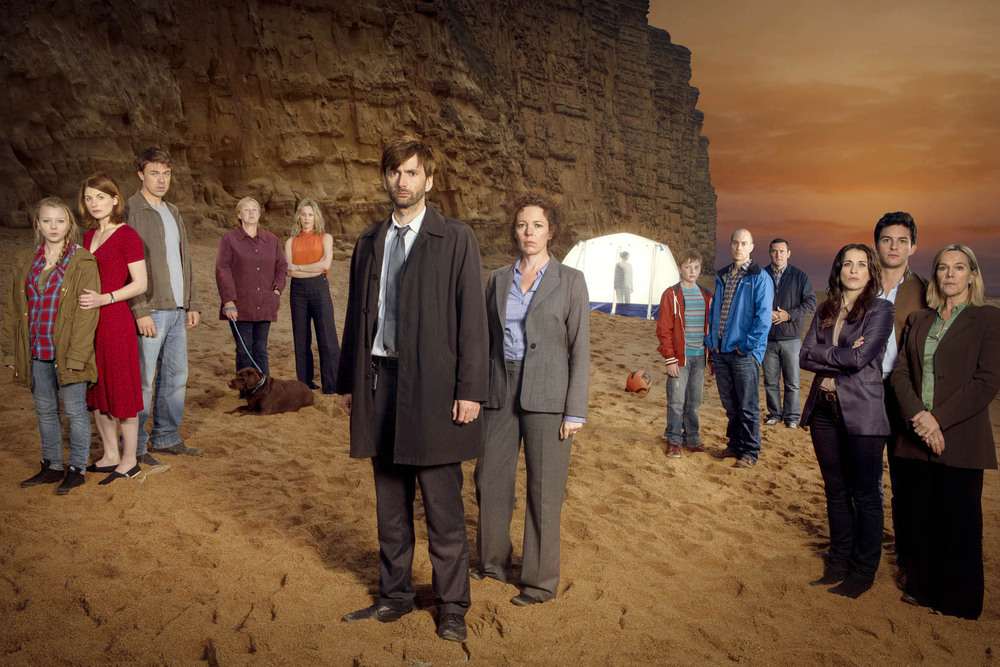 Broadchurch for TVNZ  Birdy  People Help The People