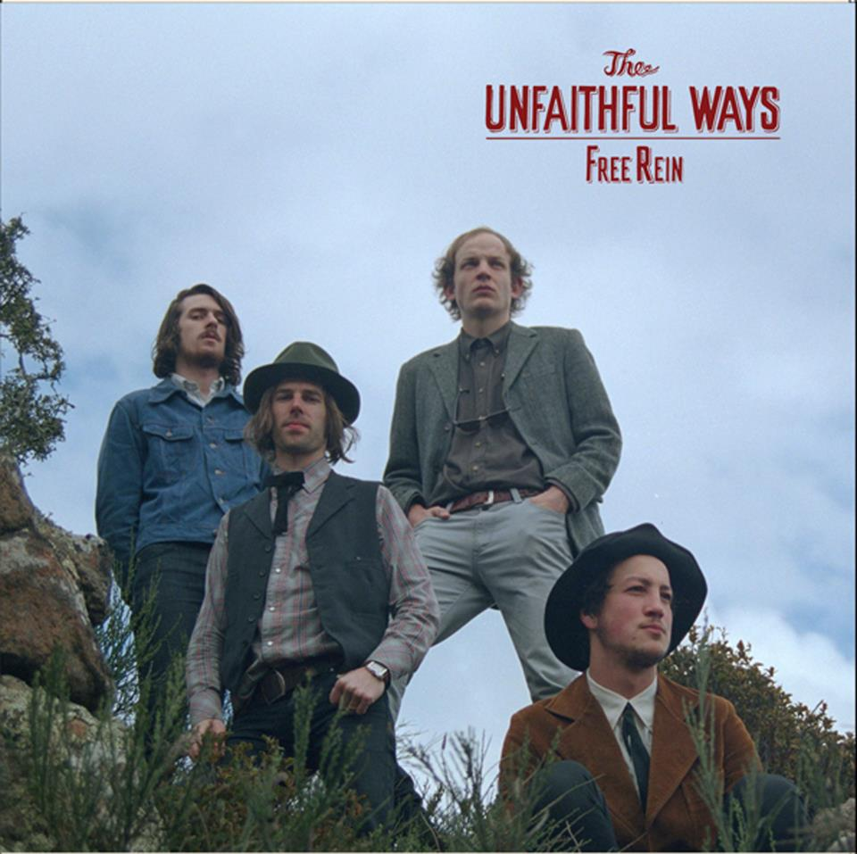 The Unfaithful Ways - 'Free Rein' (Album)  Purchase on  iTunes