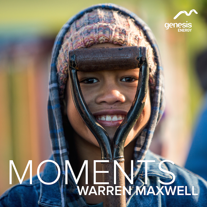 Warren Maxwell single release for Genesis Energy / 99  Warren Maxwell   Moments