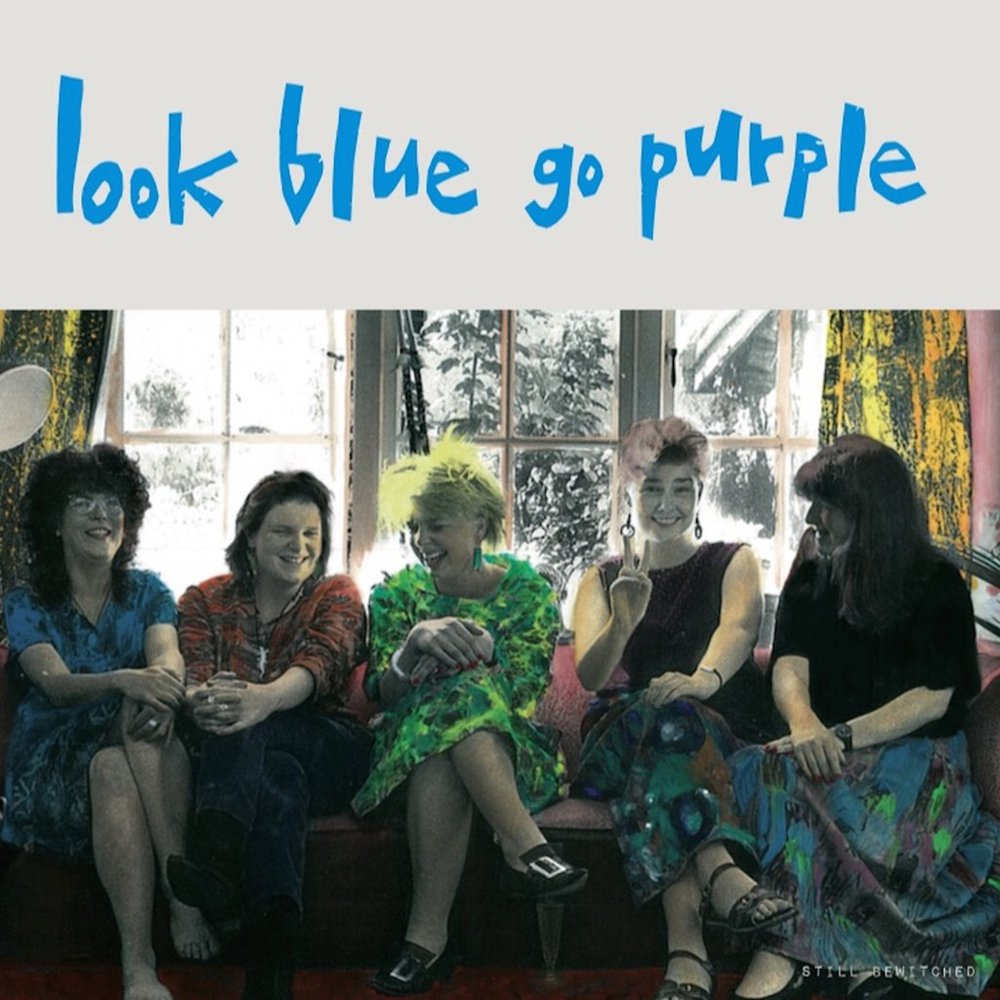 Look Blue Go Purple - Compilation