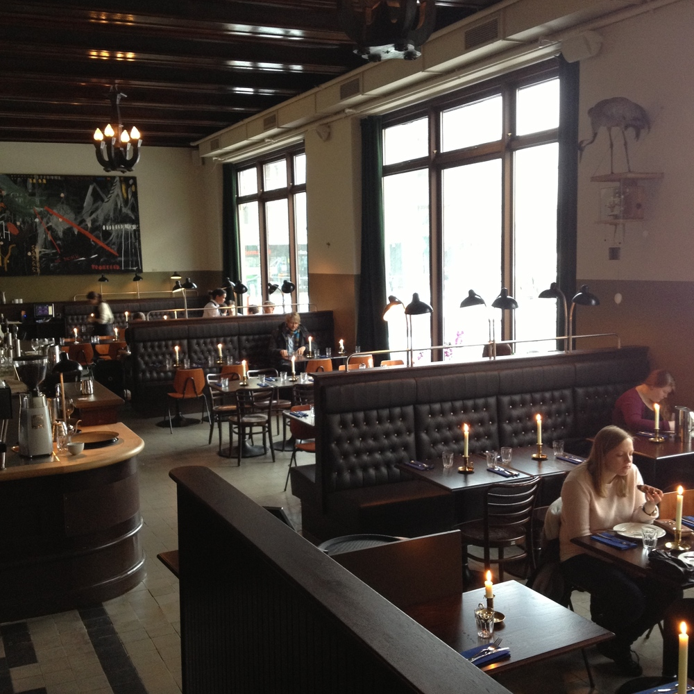 Restaurant Tranen , Oslo