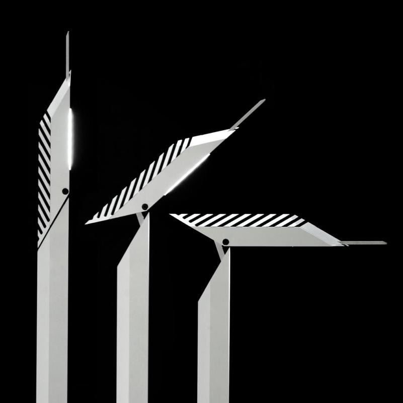 Paragon - Daniel Libeskind - Artemide - 2013