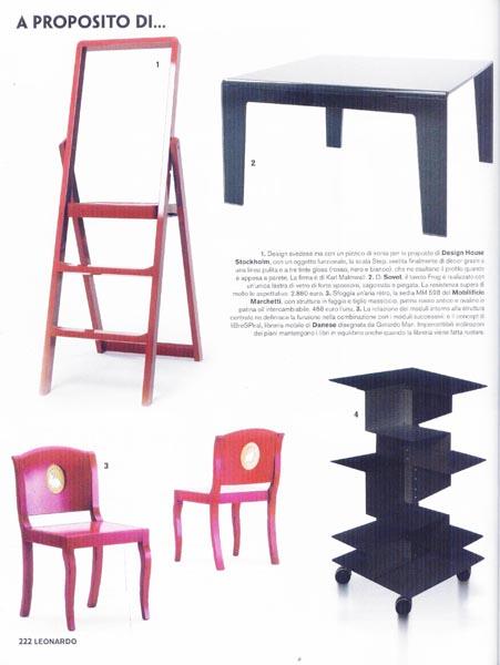 Case & Stili - December 2010 - Italy - p 222 - Librespiral