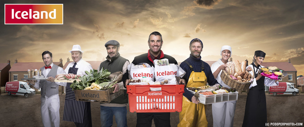 ICELAND FOODS CAMPAIGN
