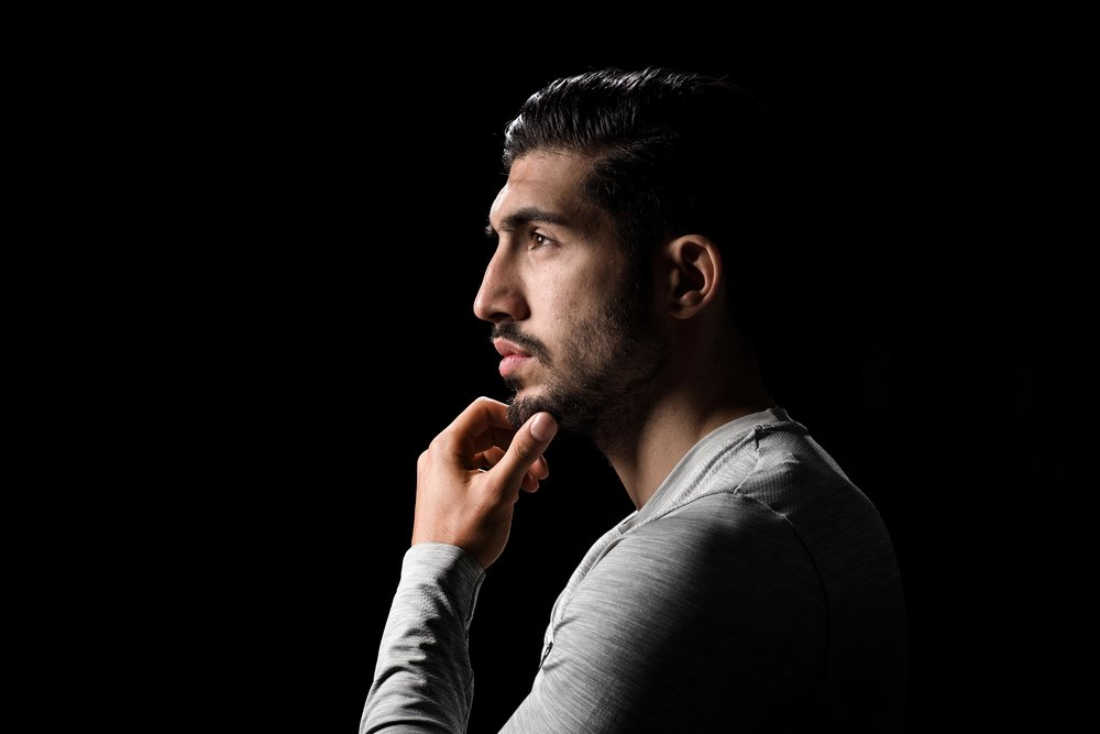 EMRE CAN OF LIVERPOOL FC PHOTO CREDIT PAUL COOPER/PCOOPERPHOTO.COM