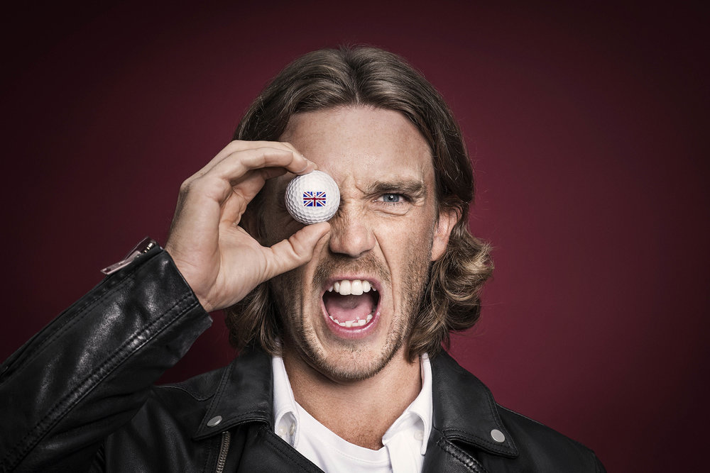 GOLFER TOMMY FLEETWOOD