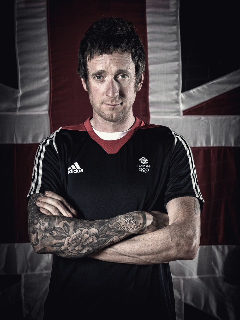 Sir Bradley Wiggins of Team GB  the Team GB track cyclists selected to ride in the Rio 2016 Olympic Games on June 24, 2016 in Manchester, England. PHOTO CREDIT PAUL COOPER