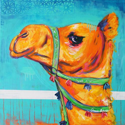 """""""Moroccan Camel #1"""""""