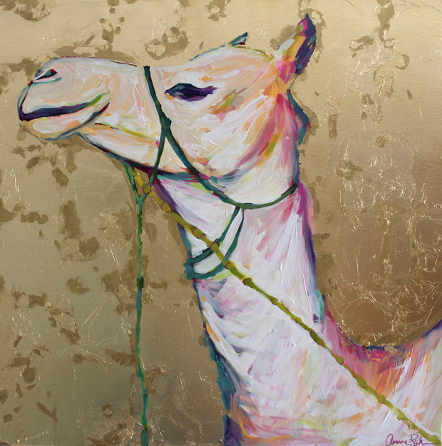 """""""Gold-Plated Camel"""""""