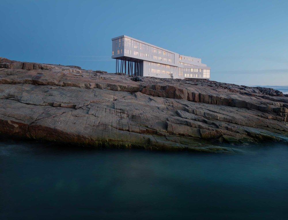 Fogo Island, Canada [ source ]