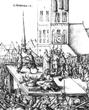 An Anabaptist Execution