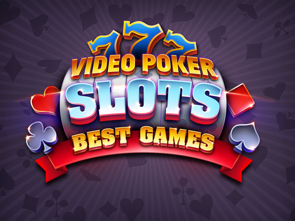 free casino slot poker games