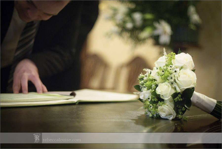 Brydon Room wedding ceremony