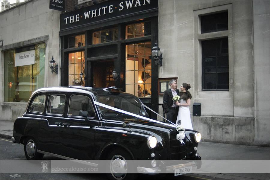 White Swan London Fetter Lane