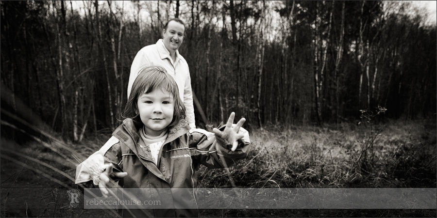 West Sussex family portraits