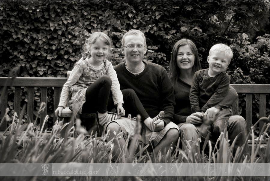 Wimbledon family portraits