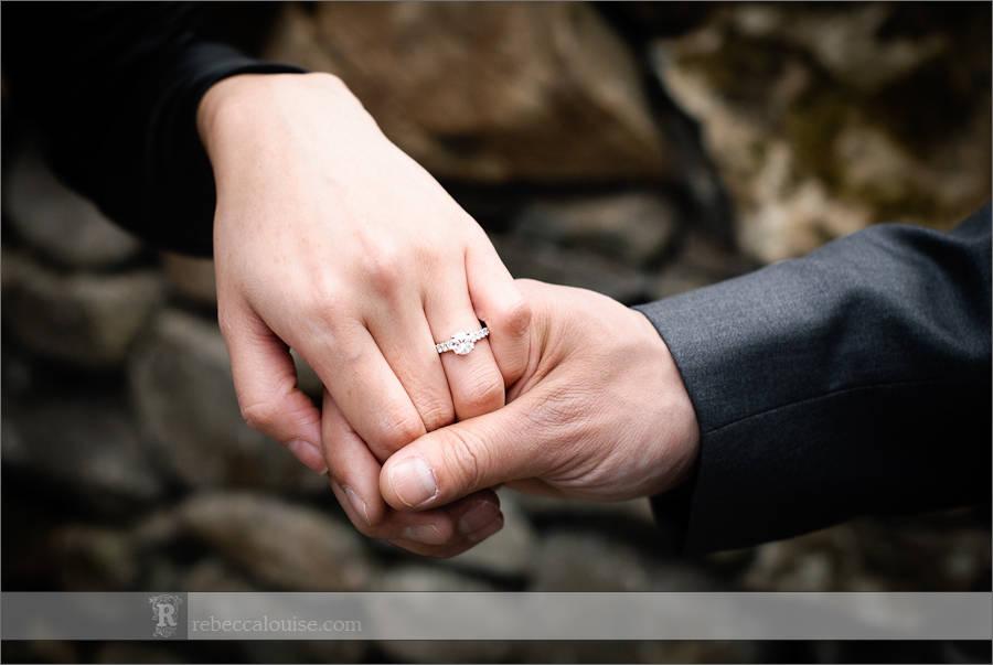 London Eye Pre-wedding portraits or Engagement photographs