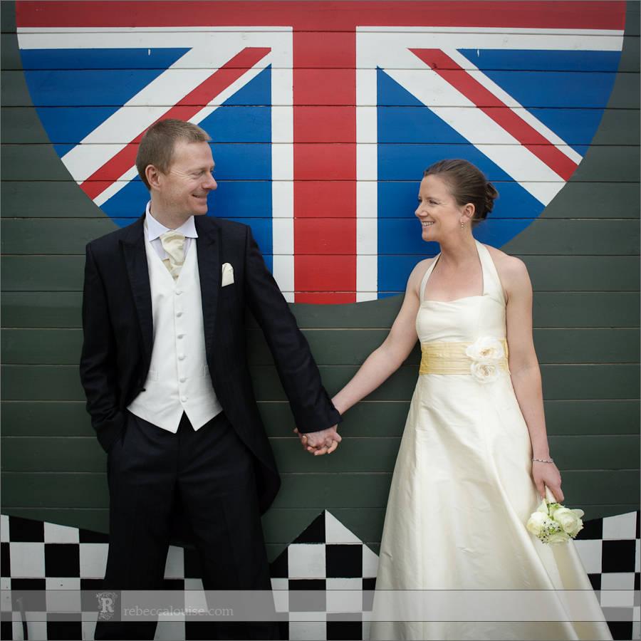 South Bank Centre wedding photo