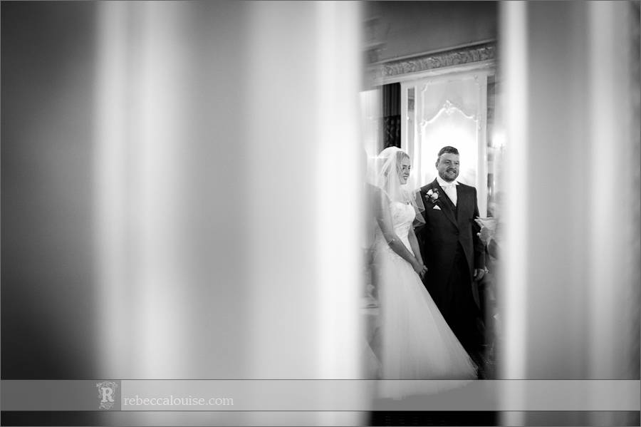 Brighton wedding ceremony at Hilton Metropole Hotel