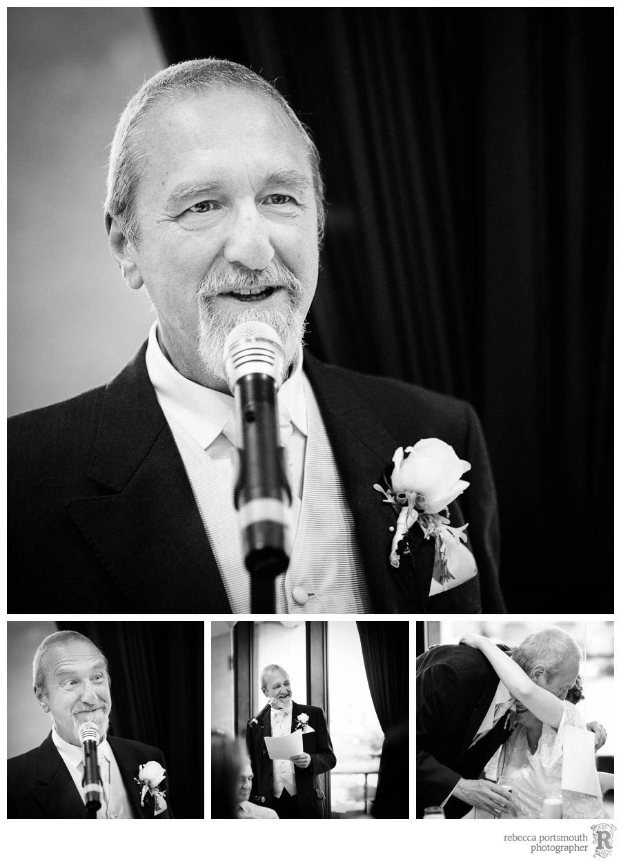 Father of the bride speech - touching and funny and loving