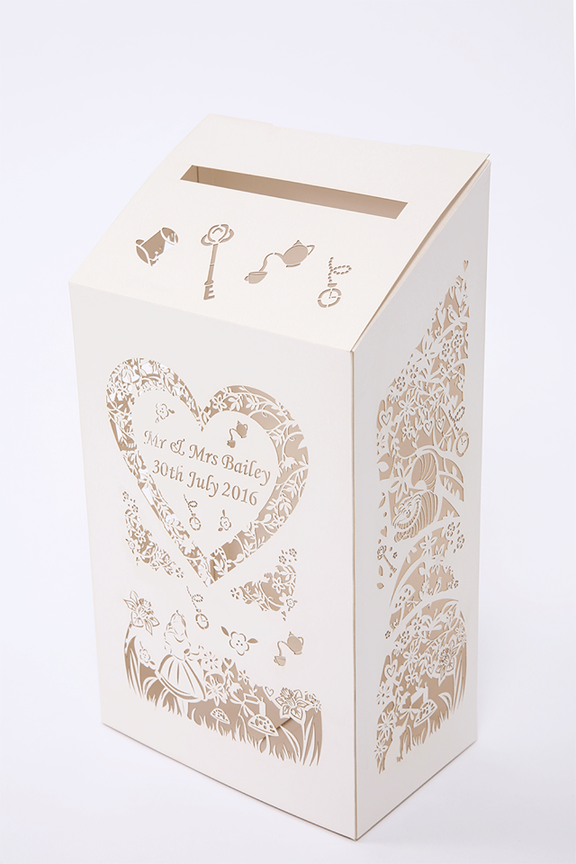 alice-in-wonderland-wedding-post-box