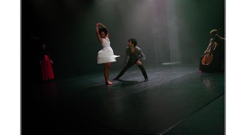 Dancers: Alejandro Altamirano and Yanelis Brooks-Sanchez, Vocals: Bodil Lunde Rørtveit, Cello: Siri Hilmen