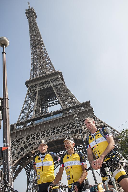 The 3 Amigos in Paris
