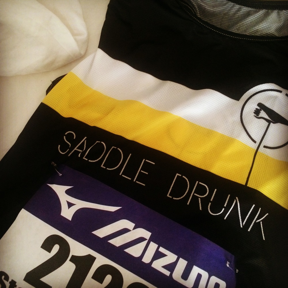 SaddleDrunk Running vest are available to be pre-ordered.