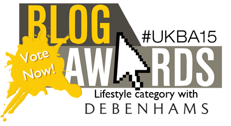 Please  click here  to vote in the lifestyle category.