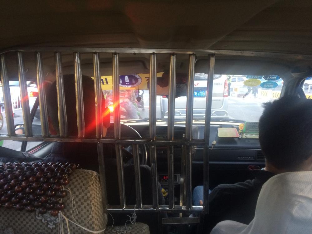 A Taxi Ride