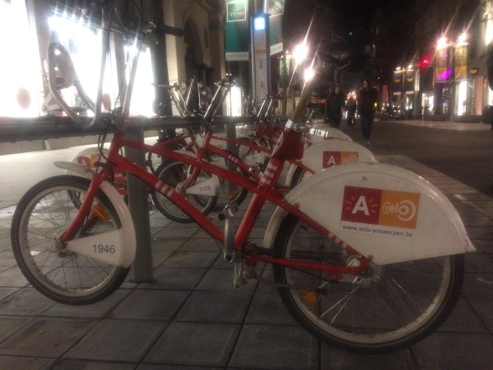 Antwerp Chopper Town Bike