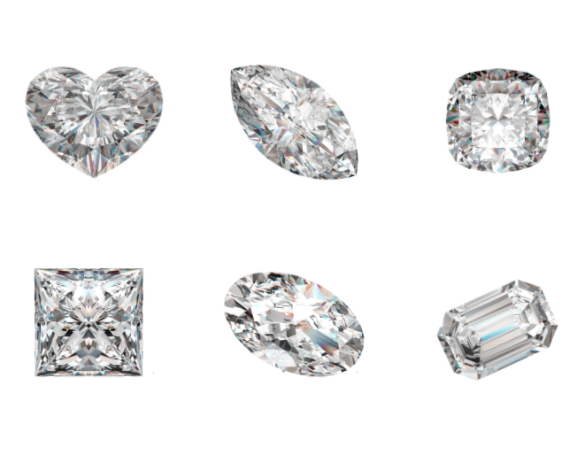 LOOSE DIAMONDS -