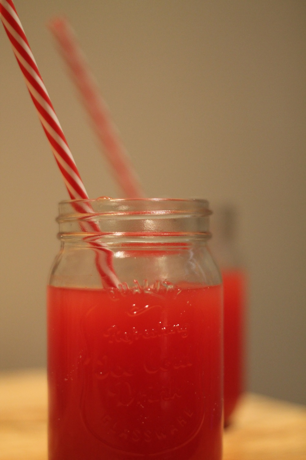 Watermelon Limonade