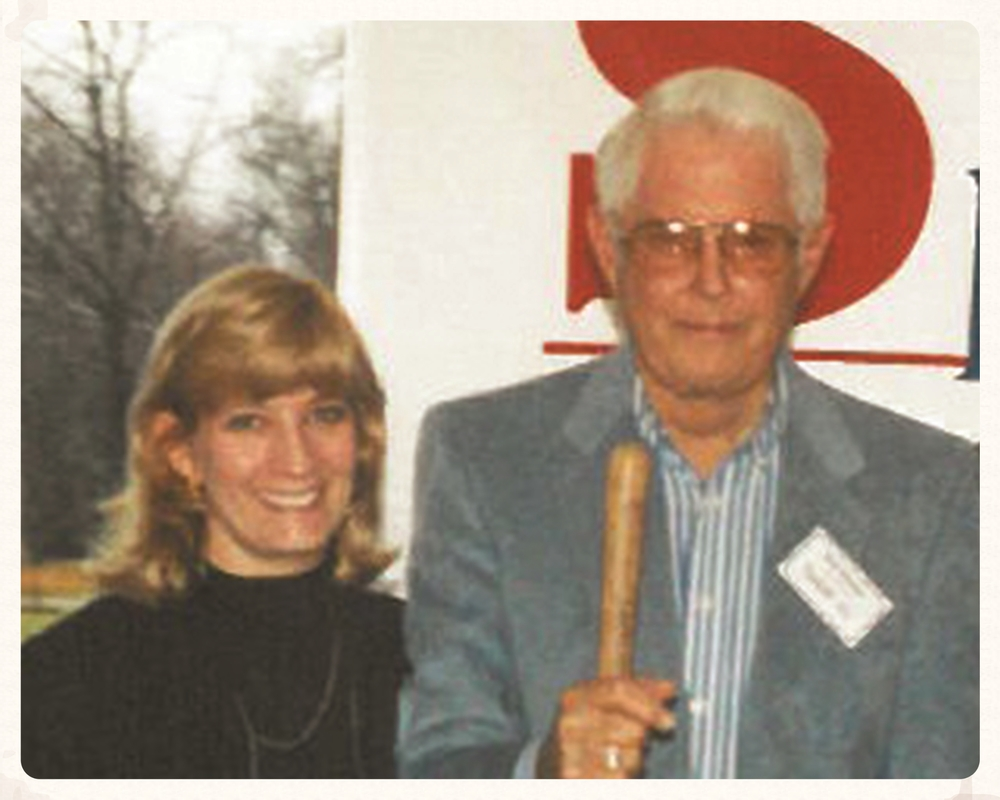 Carrie Goodwin and Dick Kleinau