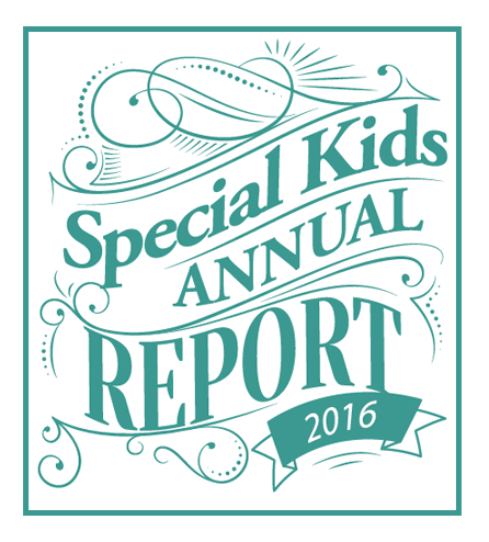 2016 Special Kids Annual Report