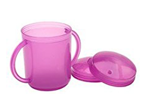 Cup with Recessed Lid Click here to view