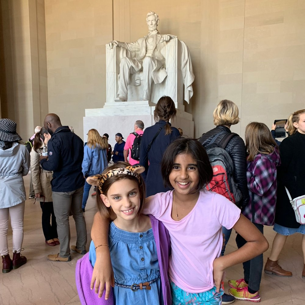 Zaydi Neera Lincoln Memorial.jpg