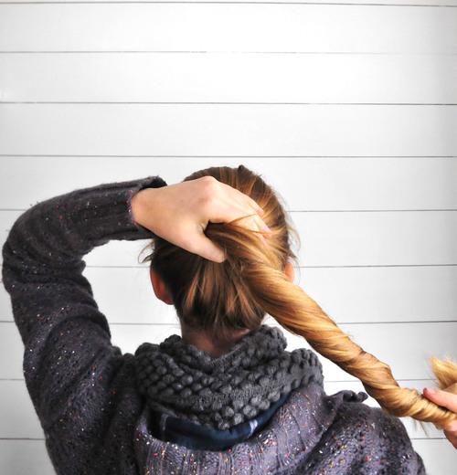 Hair Pins Hair Stick Tutorial Christina Nicole