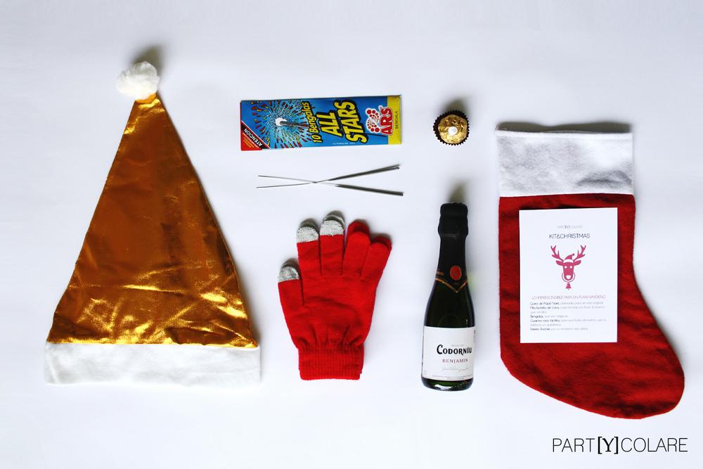 kit&christmas navidad partycolare 4