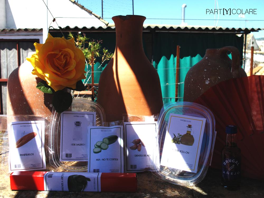 El KIT&FUN Flamenco simula la receta del gazpacho