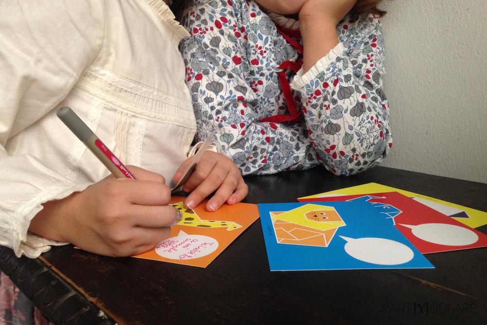 INVITACIONES INFANTILES ORIGINALES PARTYCOLARE FIESTA CUMPLEAÑOS NIÑOS